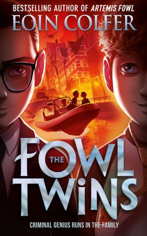 The Fowl Twins Hardcover  by