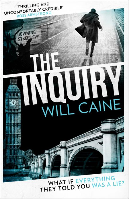 The Inquiry - Will Caine