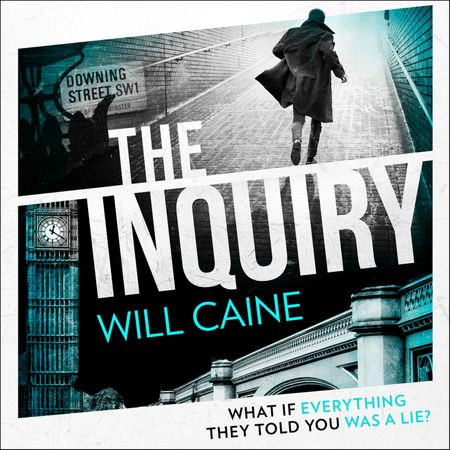 The Inquiry - Will Caine, Read by Peter Noble