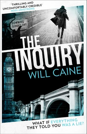 The Inquiry Paperback  by Will Caine