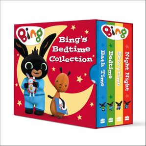 Bing's Bedtime Collection Board book  by No Author