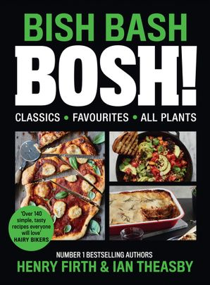 BISH BASH BOSH! Hardcover  by
