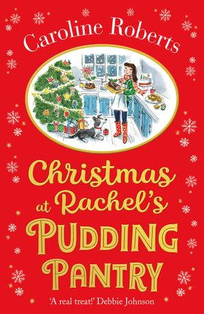 Christmas at Rachel's Pudding Pantry (Pudding Pantry, Book 2) eBook  by
