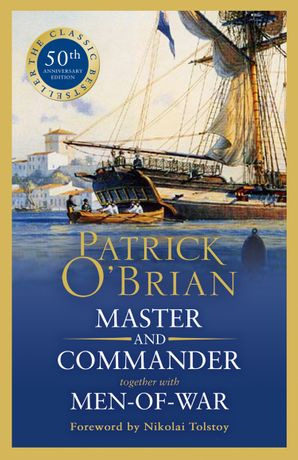 MASTER AND COMMANDER [Special edition including bonus book: MEN-OF-WAR] Hardcover Special edition by Patrick O'Brian