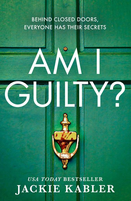 Am I Guilty? - Jackie Kabler