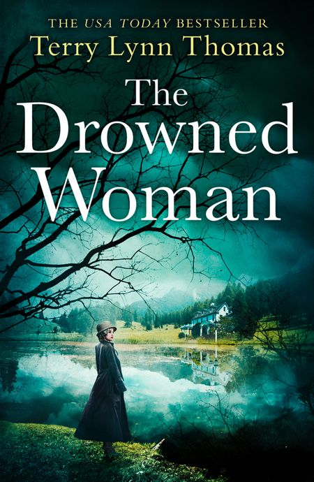The Drowned Woman (The Sarah Bennett Mysteries, Book 3) - Terry Lynn Thomas