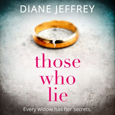 Those Who Lie - Diane Jeffrey, Read by Karen Cass