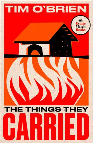 The Things They Carried (4th Estate Matchbook Classics) Paperback  by Tim O'Brien