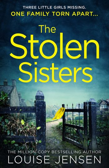 The Stolen Sisters - Louise Jensen