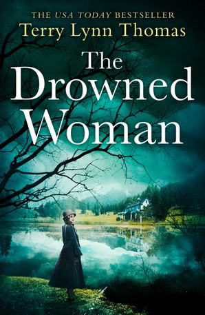 The Drowned Woman (The Sarah Bennett Mysteries, Book 3) Paperback  by Terry Lynn Thomas