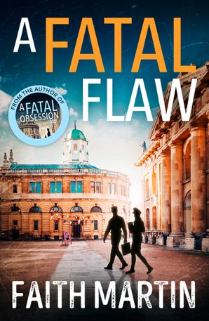 A Fatal Flaw (Ryder and Loveday, Book 3) Paperback  by Faith Martin