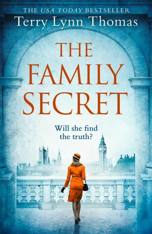 The Family Secret (Cat Carlisle, Book 2) Paperback  by Terry Lynn Thomas