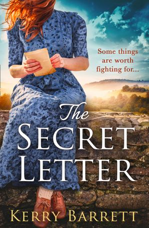 The Secret Letter Paperback  by