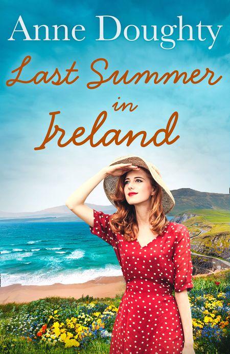 Last Summer in Ireland - Anne Doughty