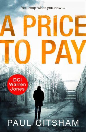 A Price to Pay (DCI Warren Jones, Book 6)
