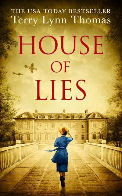 House of Lies (Cat Carlisle, Book 3) - Terry Lynn Thomas