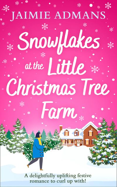 Snowflakes at the Little Christmas Tree Farm - Jaimie Admans