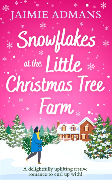 Snowflakes at the Little Christmas Tree Farm - Jaimie Admans