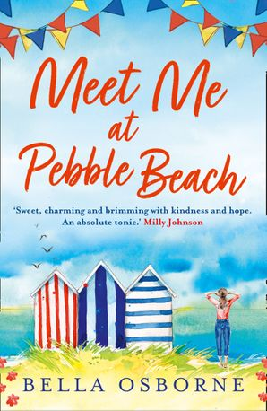 Meet Me at Pebble Beach Paperback  by Bella Osborne