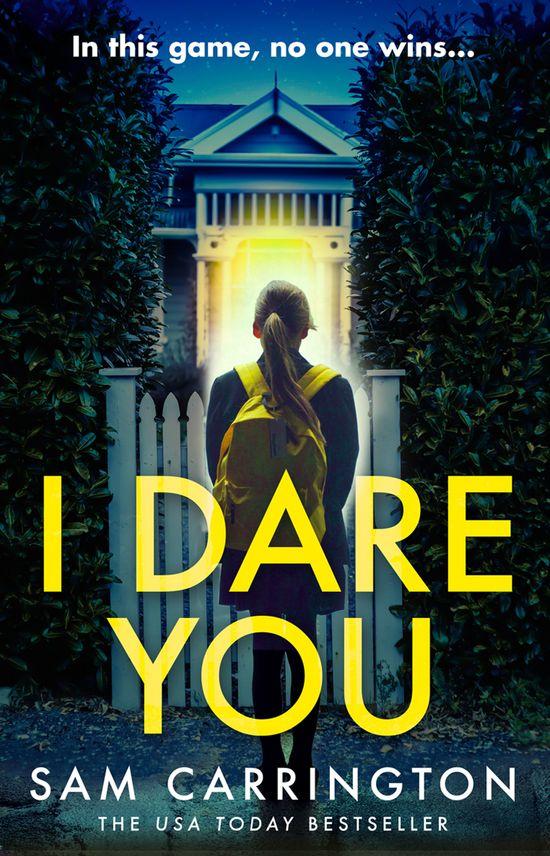 I Dare You - Sam Carrington