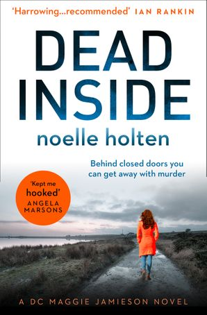 Dead Inside (Maggie Jamieson Crime Thriller, Book 1) Paperback  by