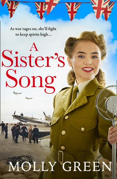 A Sister's Song (The Victory Sisters, Book 2) - Molly Green