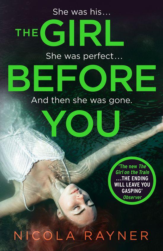 The Girl Before You - Nicola Rayner