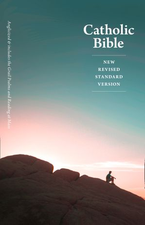 NRSV Catholic Bible: Includes the Grail Psalms and Readings at Mass Hardcover  by No Author