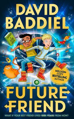Untitled Baddiel Novel 7