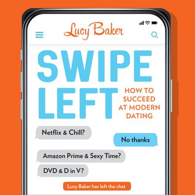 Swipe Left - Lucy Baker