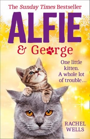 Alfie and George Paperback  by Rachel Wells