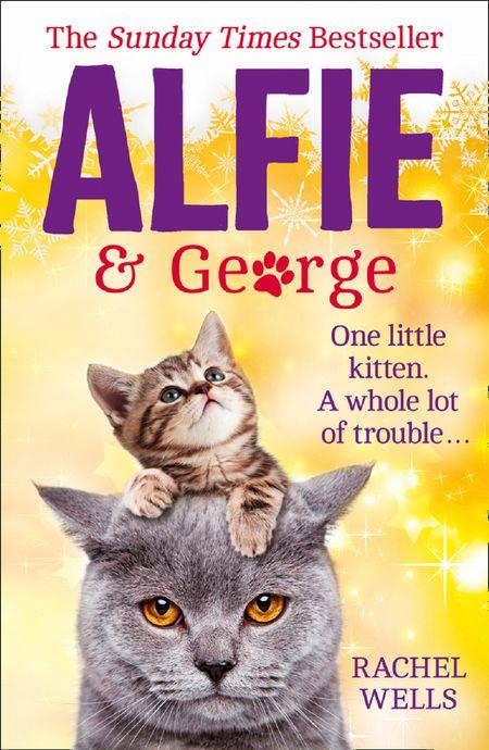 Alfie and George - Rachel Wells