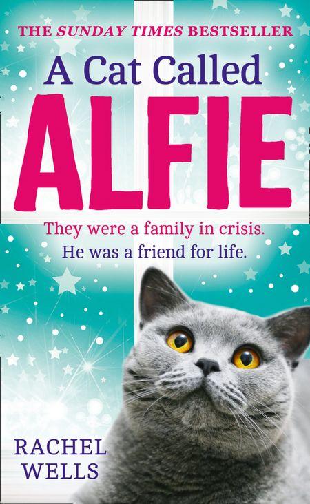 A Cat Called Alfie - Rachel Wells