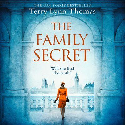The Family Secret - Terry Lynn Thomas, Read by Jan Cramer