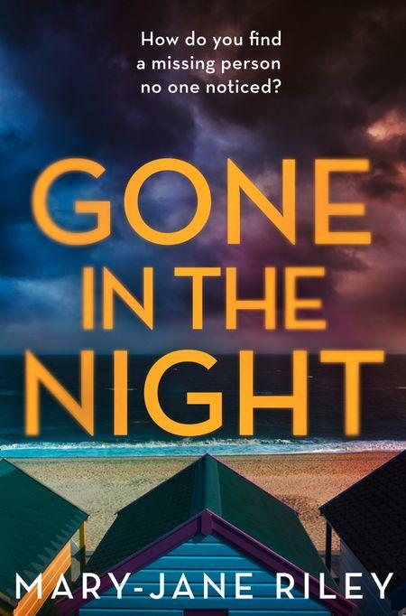 Gone in the Night (Alex Devlin) - Mary-Jane Riley