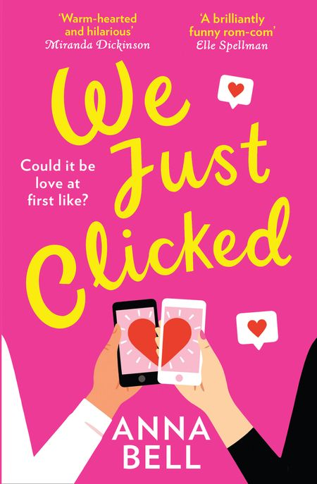 We Just Clicked - Anna Bell