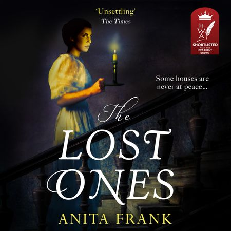 The Lost Ones - Anita Frank, Read by Olivia Dowd