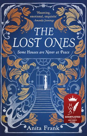 The Lost Ones Hardcover  by Anita Frank