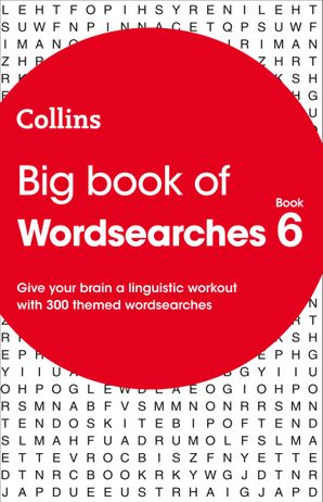 Big Book of Wordsearches book 6: 300 themed wordsearches Paperback  by No Author