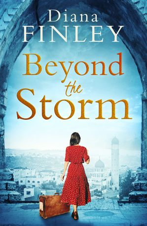 Beyond the Storm Paperback  by Diana Finley