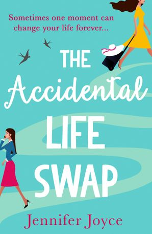 The Accidental Life Swap Paperback  by
