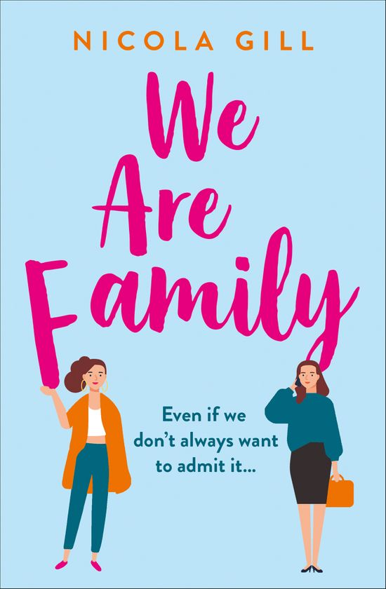 We Are Family - Nicola Gill