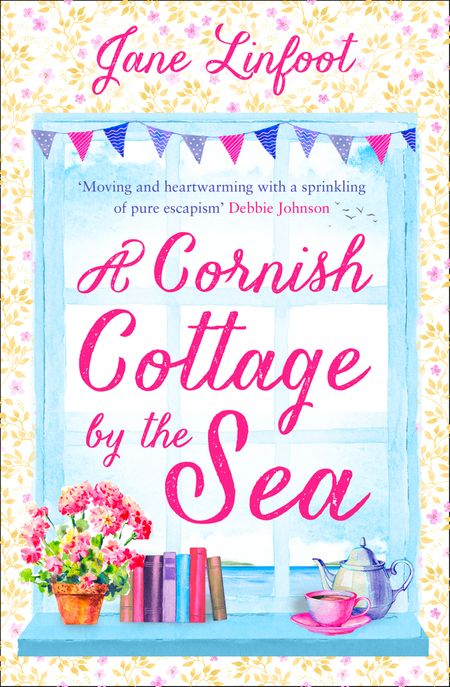 A Cornish Cottage by the Sea - Jane Linfoot