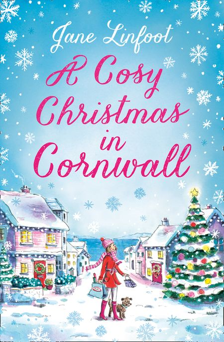 A Cosy Christmas in Cornwall - Jane Linfoot