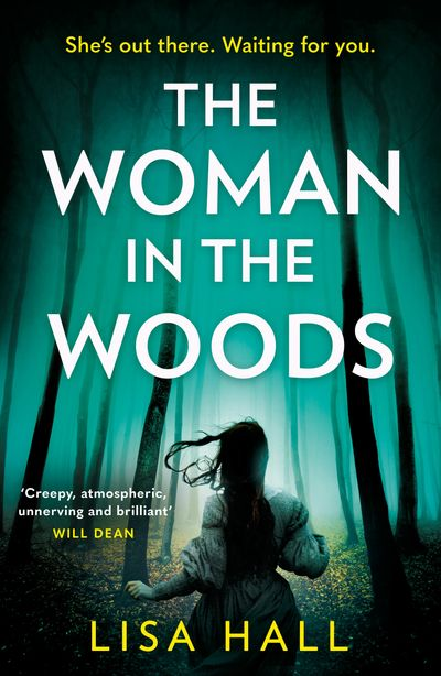 The Woman in the Woods - Lisa Hall