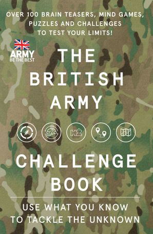 The British Army Challenge Book: The must-have puzzle book for this Christmas!