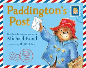 Paddington's Post Hardcover  by