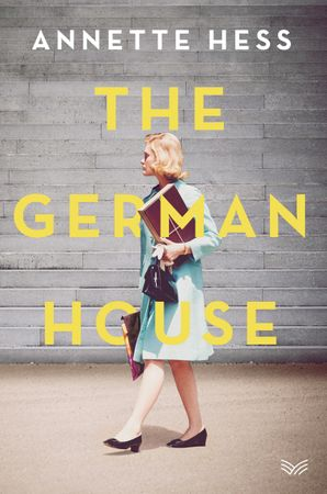 The German House Paperback  by Annette Hess