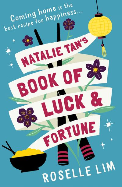 Natalie Tan's Book of Luck and Fortune - Roselle Lim