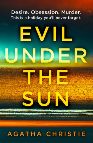 Evil Under the Sun Paperback  by Agatha Christie